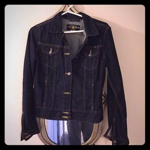 Lucky brand denim blue Jean jacket, small